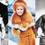 Татьяна Михалкова в молодости работала менекенщицей