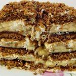 Торт из пряников без выпечки ? – 7 вкусных рецептов