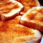 тосты без тостера