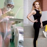 Тульская медсестра после «фото в купальнике» стала моделью