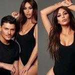 """'""""Твое тело каждый день выглядит по-разному"""": поклонники снова обвинили Ким Кардашьян в фотошопе' width=""""640"""
