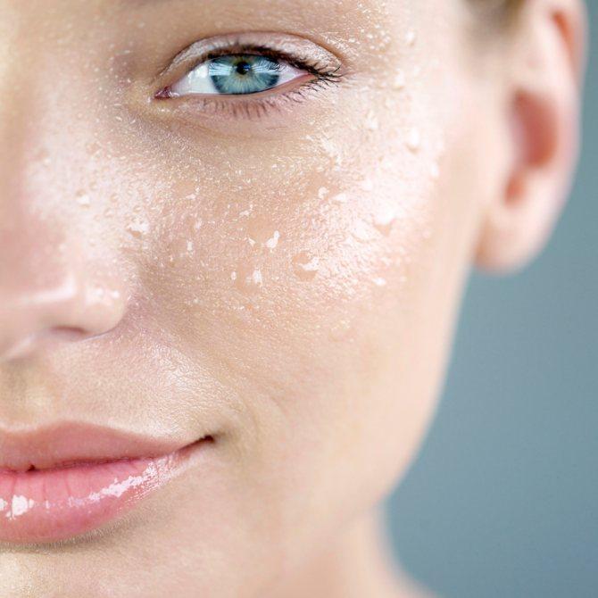 уход за чувствительной кожей лица ошибки