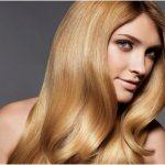 Ухоженные блестящие волосы