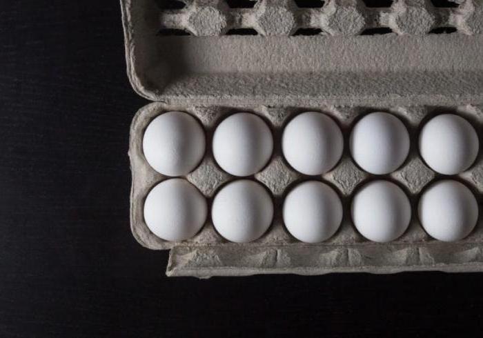 вареное яйцо польза и вред для организма человека
