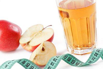 вода с яблочным уксусом для похудения
