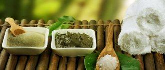 водоросли для подтяжки кожи