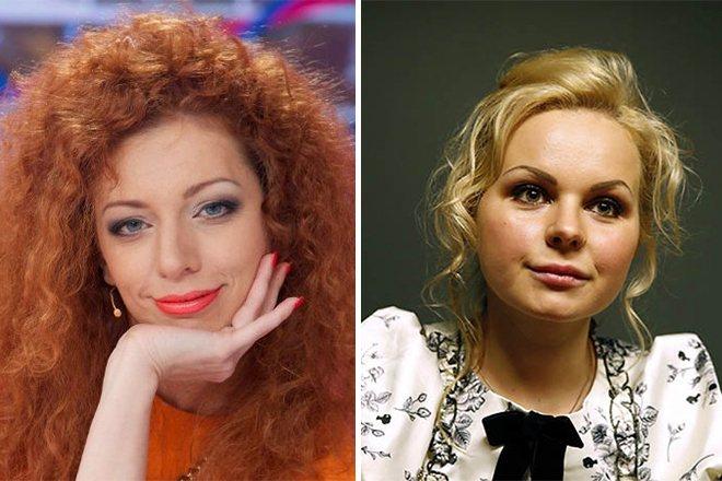 Юлия Коган и Алиса Вокс
