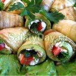 Закуска из кабачков «Дамские пальчики»