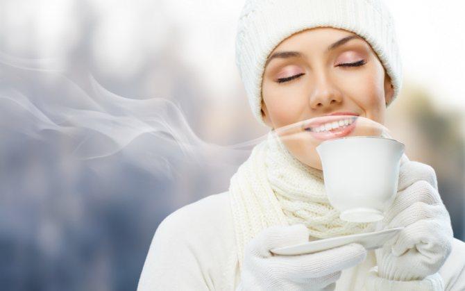 Зеленый чай с жасмином позволяет выглядеть молодо и свежо