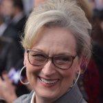 Женщины-знаменитости, которые не закрашивают седину: Мерил Стрип