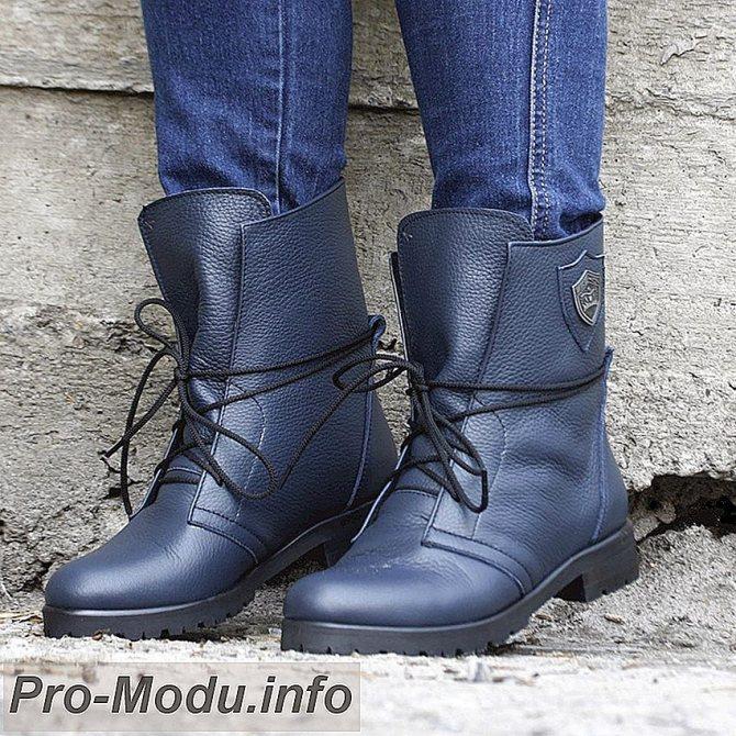Женские ботинки весны 2018: новинки сезона, актуальные тенденции и сочетания