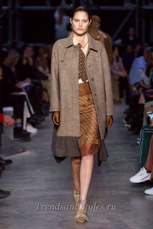 женское пальто 2020