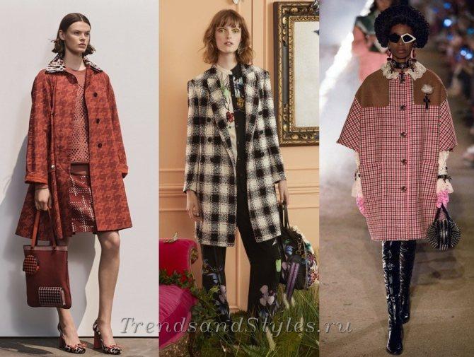женское пальто весна 2019 модные оразы для женщинфото новинки